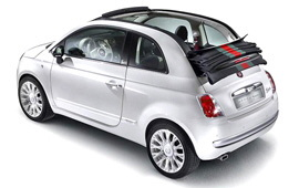 Foto: Fiat 500 - Automatik