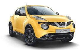 Foto Nissan Juke - Automatik