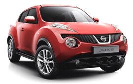 Nissan Juke Automatic