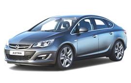 Foto Opel Astra - Automatik