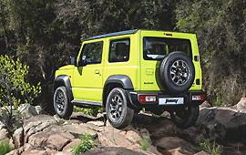 Foto Suzuki Jimny Jeep