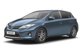 Foto Toyota Auris