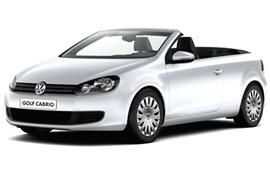Foto VW Golf Cabrio TSI