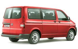Foto VW Multivan Diesel