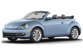 Foto VW Beetle Cabrio - Automatik
