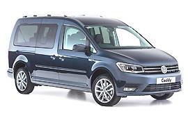 Foto VW Caddy Maxi - Automatik