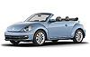 VW Beetle Cabrio - Automatik