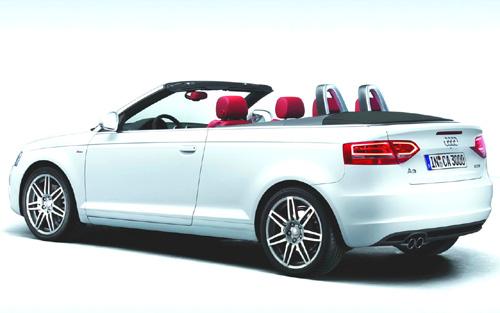 Foto Audi A3 Cabrio