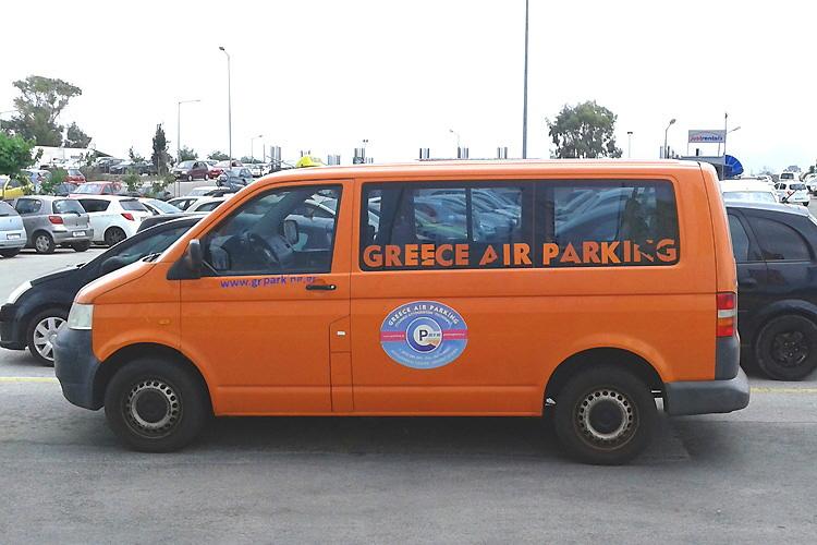 Greece Air Parking - Shuttlebus
