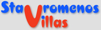 Stavromenos-Villen